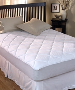 Egyptian Cotton 300 Thread Count Mattress Pad