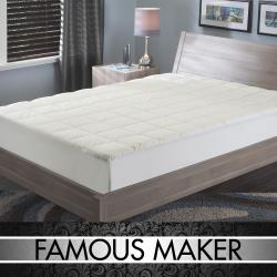 Famous Maker All Natural Comfort Down Topper