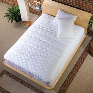 Simmons 5-zone 500 Thread Count Twin/ Full-size Mattress Pad