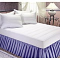 Wellrest Comfort 200 Thread Count Cotton Mattress Pad