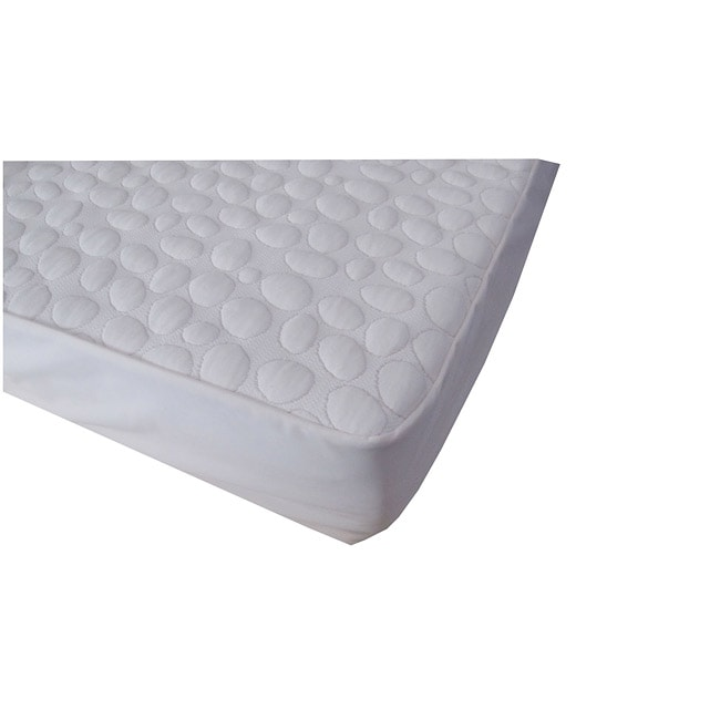 PebbleTex Waterproof Organic Cotton Twin-size Bed Bug Encasement Cover