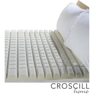 Croscill Geo-max Twin /Full-size Memory Foam Topper