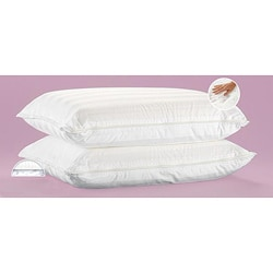Comfort Memories Memory Foam/ Fiber Pillows (Pack of 2)