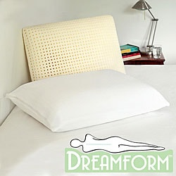 Dream Form Ventilated Jumbo-size Memory Foam Pillow