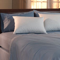 Micro-Feather 230 Thread Count Hypoallergenic Pillows (Set of 2)