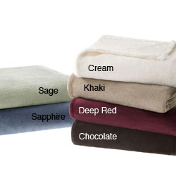 Microtec Plush Blanket