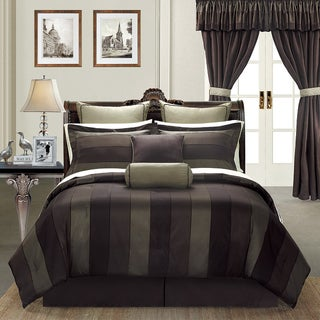 Midnight by EverRouge Queen-size 24-piece Room in a Bag with Sheet