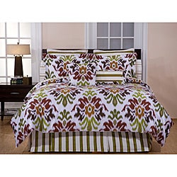 Montgomery 300 Thread Count Cotton 3-Piece King Duvet Cover Set