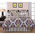 Montgomery King-size 12-piece Bed in a Bag with Sheet Set