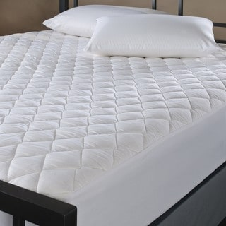 Natura Wash'N Snuggle Twin/ Twin XL/ Full-size Wool-Filled Mattress Pad