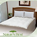 Nature's Rest Eco Feather Bed Topper