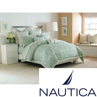 Nautica Lamberts Cove Cotton Duvet Cover