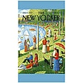 &#39;New Yorker Central Park&#39; Cotton Beach Towel