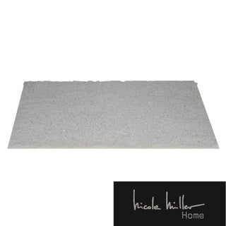 Nicole Miller Sparkle Cotton 20 x 30 Bath Rug