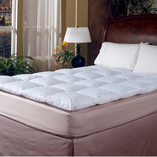 Overfilled Baffle Box Fiber Bed