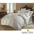 Oversized 300 Thread Count Nanotex Stain Resistant Down Alternative Comforter