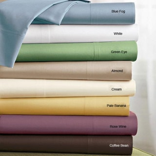 Oversized 330 Thread Count Sateen Sheet Set