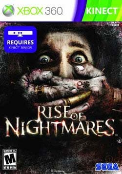 Xbox 360 - Rise of Nightmares - By SEGA