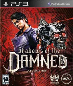 PS3 - Shadows of the Damned - By Electronic Arts