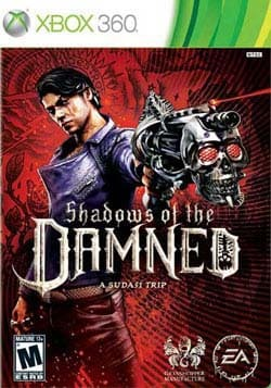 Xbox 360 - Shadows of the Damned - By Electronic Arts