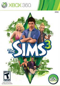 Xbox 360 - The Sims 3