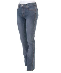 Beau Dawson 5-Pocket Embroidered Jeans