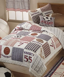 Field Days Quilt Set