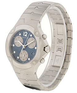 Movado Edition Stainless Steel Watch