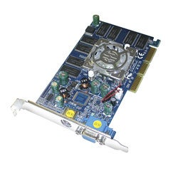 BFG FX 5700LE OC 256MB AGP 8x Video Card