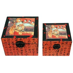 Flying Emperor Storage Boxes (China)
