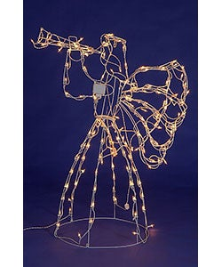 Holiday Outdoor Lighted Angel