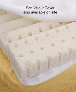 Natural Latex 1-inch Mattress Topper