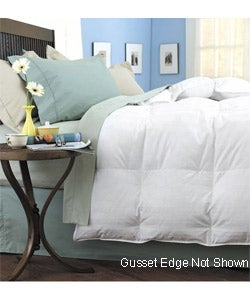 Extra Warm and Fluffy 275 Thread Count White Down Comforter