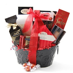 Holiday Sampler Sweet/ Savory Gift Basket