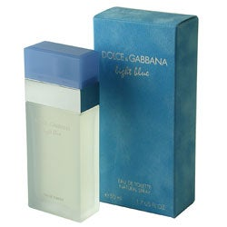 Dolce & Gabbana 'Light Blue' Women's 1.7-ounce Eau de Toilette Spray
