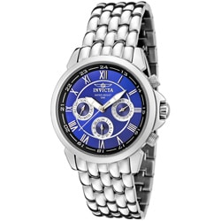 Invicta Men's Swiss Quartz Steel Watch