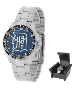 Detroit Tigers MLB Men's Coach Watch