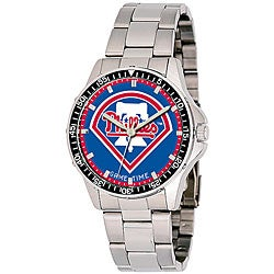 Philadelphia Phillies MLB Men's Coach Watch