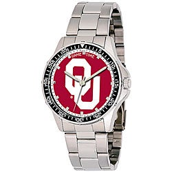 Oklahoma Sooners NCAA Men's Coach Watch