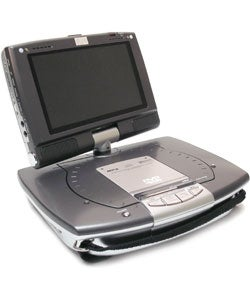 G2G Gear TDB2708 Portable Car DVD Player (Refurbished)