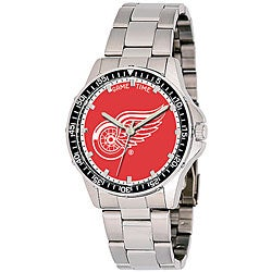 Detroit Red Wings NHL Men's Coach Watch