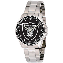 Oakland Raiders NFL Men's Coach Watch