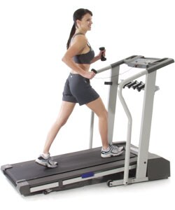 Weslo Cadence 4.6 DS Treadmill