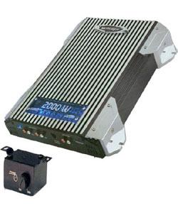 MotorJoy 2-channel 2000-watt MOSFET Amplifier
