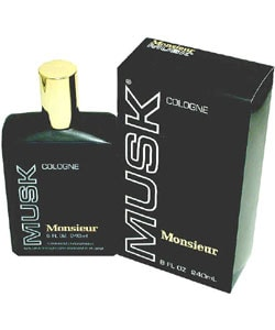 Monsieur Musk Cologne by Dana 8 oz for Men