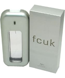 FCUK by French Connection Men's 3.4-ounce Eau de Toilette Spray