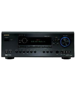 Onkyo TX-SR602 7.1-channel Home Theater Receiver (Refurbished