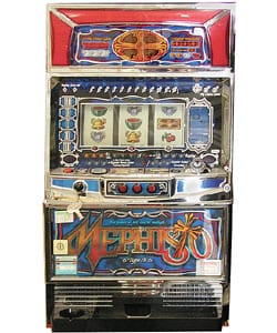 Mephisto Skill Stop Machine (Refurbished)