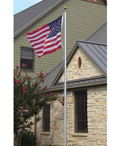 Aluminum Flag Pole (16 ft)