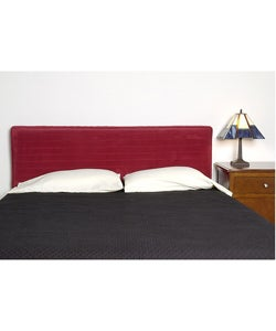 Quilted Ruby Queen-size Headboard
